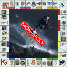 So, after researching what makes up a monopoly board here is a list of things I want to change to the board. 1. Properties Here is a dra...
