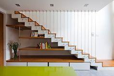 Under stair storage !