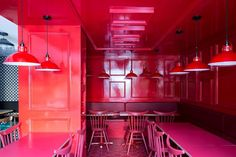 LIGHTING DESIGN PROJECTS: TOOTOOMOO, CROUCH END