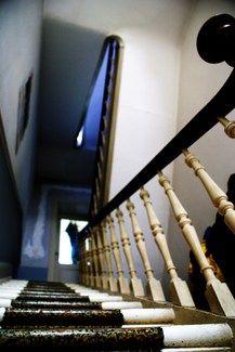 Photograph Lamination on Dibond Stairway Brussels Schaerbeek Florence Marais #Art #Photography #Binnovart #ForSale