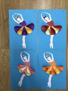 #okulöncesi#sanat#etkinlik#balerin