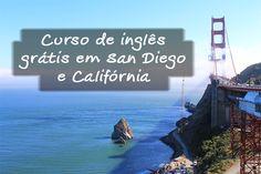 Curso de inglês grátis em San Diego / Califórnia