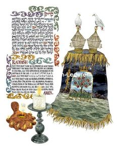 Kaddish: A Blessing For Solace & Redemption