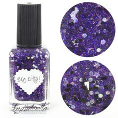 Lynnderella Limited Edition Nail Polish—Boo Kitty!—Only 4 Made in Health & Beauty, Nail Care, Manicure & Pedicure, Nail Polish | eBay