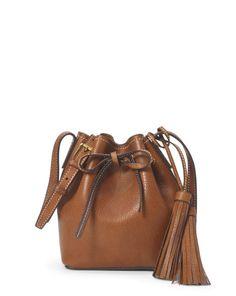 Polo Ralph Lauren Mini Leather Bucket Bag - Polo Ralph Lauren Mini Bags - Ralph Lauren Germany
