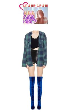 """""""Lauren _ Hyuna 's Lip & Hip Dance Cover"""" by purrfectas ❤ liked on Polyvore featuring STELLA McCARTNEY, Aquazzura and purrmaybe"""