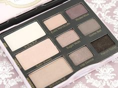 Too Faced Boudoir Eyes Soft & Sexy Eye Shadow Collection.  Awesome palette!!