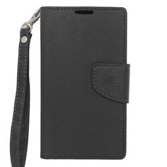 Insten Leather Case Cover Lanyard with Stand/ Wallet Flap Pouch/ Photo Display For Nokia Lumia 630/ 635 #2221942