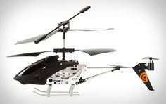remote control helicopter that I control with my iphone.  Oh hello there time waster!  Lets hang out!