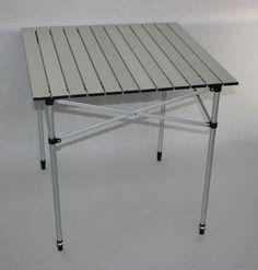 Mesa enrrollable 70 x 70 (Mesas de exterior) Compatible con: