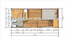 Resultado De Imagen Para 20ft Container House