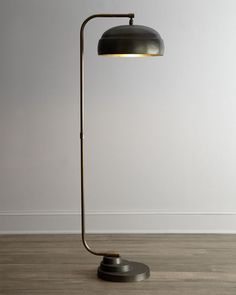 "khimara:  Jamie Young ""Steampunk"" Floor Lamp"