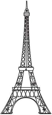 Vintage Eiffel Tower_image