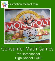 Here is a great FREE Consumer Math Curriculum for your high ...