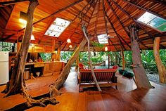The Tree House in Costa Rica
