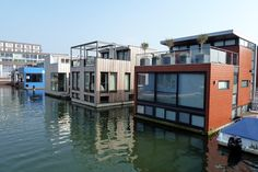 The Dutch Way, From Houseboat to Water House