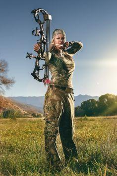 Sport: Bow Hunting by Braxton Wilhelmsen, via Behance