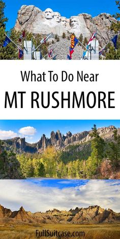 Ultimate Guide to Mount Rushmore (& Things To Do Nearby)