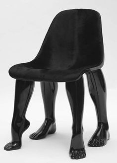 Perspective chair Pharell Wiliams