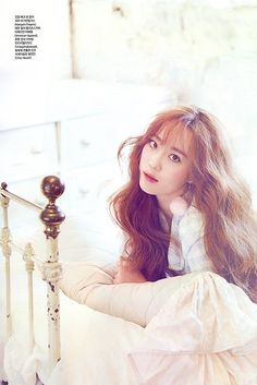 Kara's Youngji is light and feminine for CeCi March 2015 Kara Youngji, Heo Young Ji, Kim Sang, K Pop Star, Female Images, Korean Women, Girl Group, Idol, Feminine