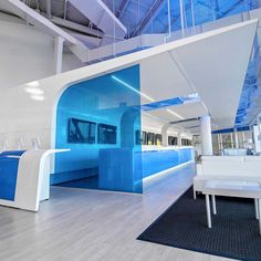 Project: US Open VIP Lounge, Flushing, NY, USA Design: Gensler General Contractor: Capital Improvement Services Built by Eventscape, August, 2011