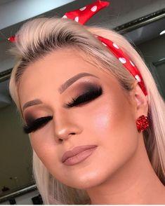 Classy Makeup, Glam Makeup Look, Sexy Makeup, Makeup Geek, Eyeshadow Makeup, Beauty Makeup, Hair Makeup, Mommy Hairstyles, Dark Makeup Looks