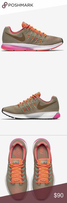 Nike air zoom Pegasus 33 Brand new in box.  Size 7.5 no box Nike Shoes Sneakers