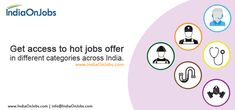 The best naukri job search site to find the latest jobs in India. IOJ, The job site in India offers free job posting and free recruitment tools. Job Search, Free Job Posting, Best Online Jobs, Job Portal, Job Offer, Resume, Finance, Interview