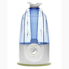 Shop for Safety Ultrasonic Blue Humidifier. Get free delivery On EVERYTHING* Overstock - Your Online Health & Child Safety Shop! Room Humidifier, Cool Mist Humidifier, Small Humidifier, Sick Baby, Thing 1, Child Safety, Baby Safety, Air Purifier, Outfits