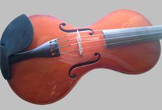"""mezzo-forte: Carbon fiber violin """"Orchestra Line"""" -"""