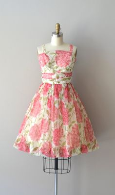 vintage 1960s dress | Sweet Pea dress