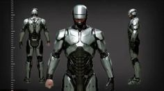 Making of RoboCop Suit