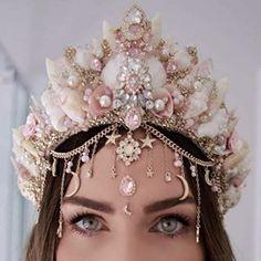 Corone di Barbie Real strass Barbie Sindy Crown Tiaras.TINY Tiara❤️