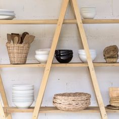 How to make the most of your shelves.
