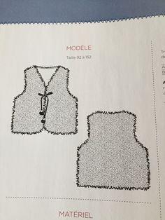 Veste Indiana fille - La Maison Victor LMV Hiver 2014 n*4 - 45 cm en Laize 150 - fausse fourrure + doublure satin