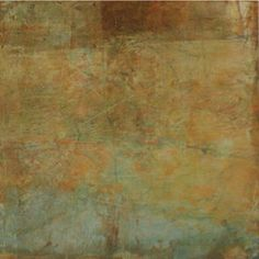 . . . with an artist's hand: Rebecca Crowell's oil & cold wax workshop, Davenport, Iowa