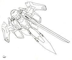 De las páginas de Macross II (manga)