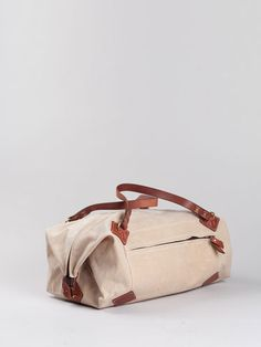 8b87baf9f9ef Tanner Goods Nomad Duffle  Nab this bag that can be carried by hand or worn