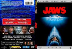 Jaws movie dvd Doll House Crafts, Doll Crafts, Really Short Stories, Capas Dvd, Jaws Movie, Blu Ray Movies, Little Library, Doll Stuff, Dollhouses