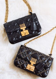 Up Close with the Dior Addict Bag - PurseBlog Handtaschen cad7231e45b4b