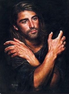 I AM, Young Jesus by Akiane Kramarik