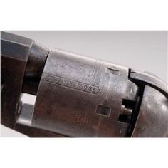 Cased Colt 1851 Navy Revolver