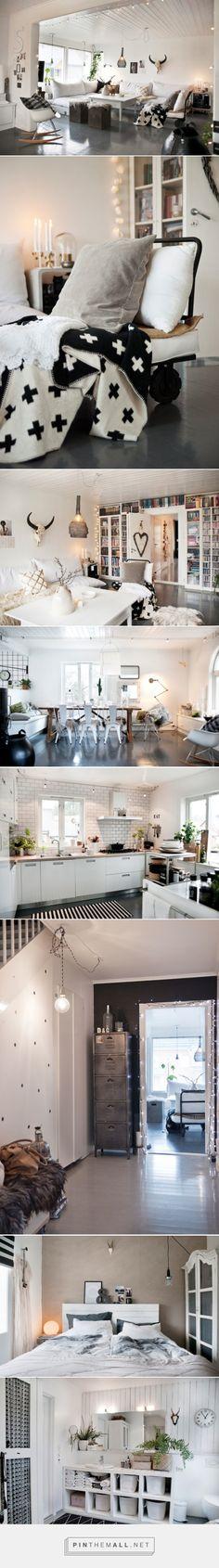 Un Noël norvégien plein de délicatesse   PLANETE DECO a homes world... - a grouped images picture - Pin Them All