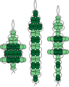bead crafts reptiles