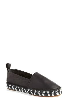 Free shipping and returns on Proenza Schouler Platform Espadrille (Women) at Nordstrom.com. Proenza Schouler makes even a classic espadrille into a quietly edgy, intriguing piece, this time with a platform sole and monochrome palette.