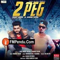 2 Peg Mohit Jhedu Latest Mp3 Song Lyrics Ringtone
