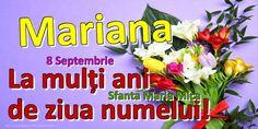 Mariana - Felicitari de Ziua Numelui - mesajeurarifelicitari.com