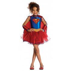 ¿Buscas un disfraz de Supergirl o Superwoman infantil? Convierte a la pequeña de la casa en Supergirl la superheroína de DC Comics y prima de Superman.