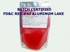 Small Batch Certified Pigments