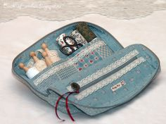 lovely sewing case